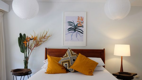 Villa No 6 Master Bedroom 4