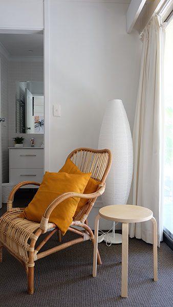 Villa No 6 Master Bedroom With Chair 1