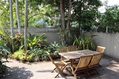 Moondarah No 7 Courtyard