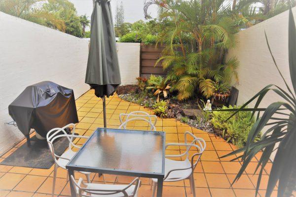 Noosa Terrace Nt 3 Courtyard