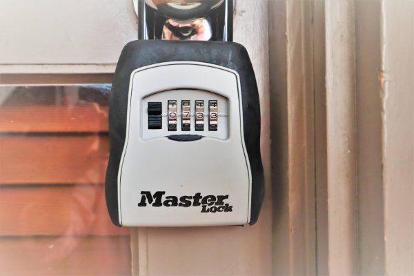 Noosa Terrace Nt 3 Key Lock Box