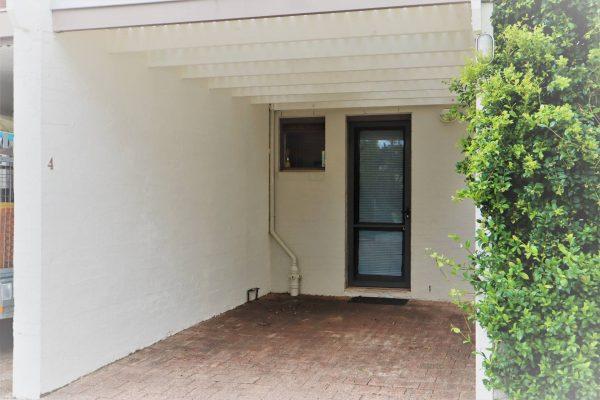 Noosa Terrace Nt 4 Carport