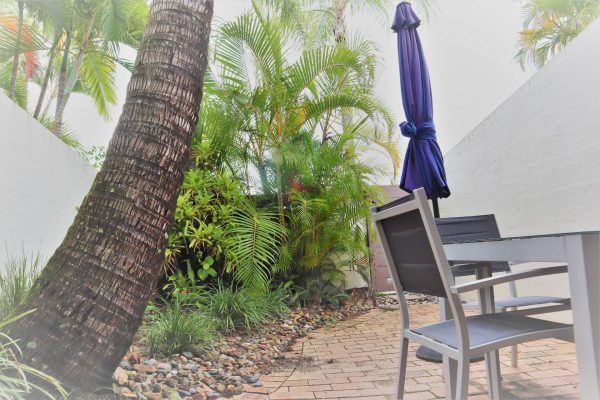 Noosa Terrace Nt 4 Courtyard