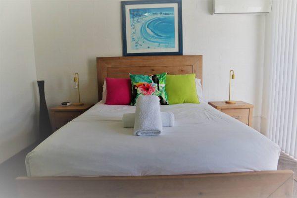 Noosa Terrace Nt3 Master Bedroom