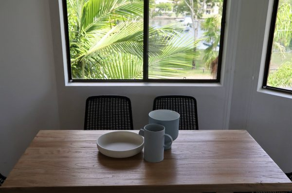 No 5 95 Dining Table & Waterview