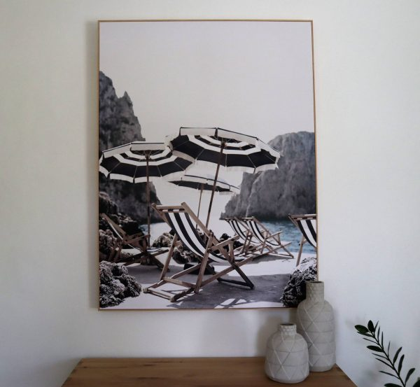 No 5 95 Lounge Room Console & Art 2