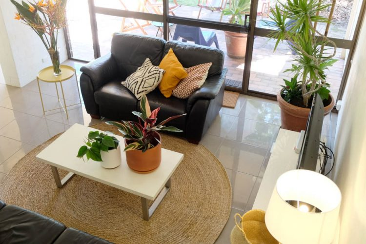 Villa No 6 Lounge Room View From Top Stairs 3 750x500