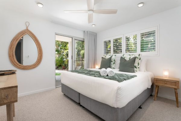27 Dwyer Street Downstairs Master Bedroom