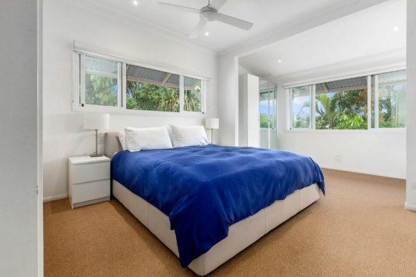 5 Ranger Court Sunrise Beach Master Bedroom