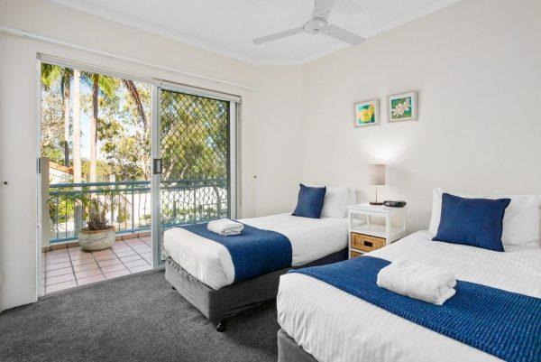 Noosa Riviera Apt 4 Bed 3