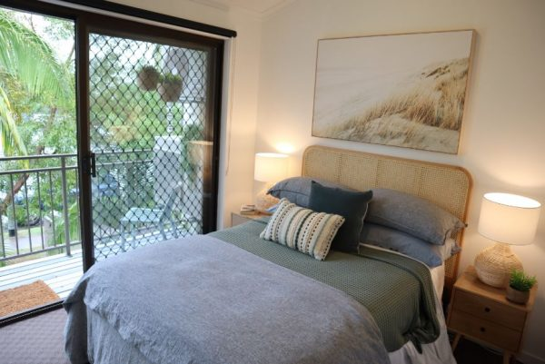 Noosa Terrace On The River 2nd Bedroom
