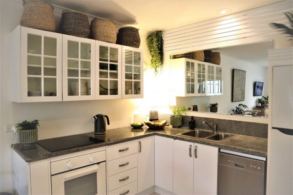 Noosa Terrace On The River Kitchen